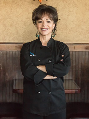 Leticia - Executive Chef