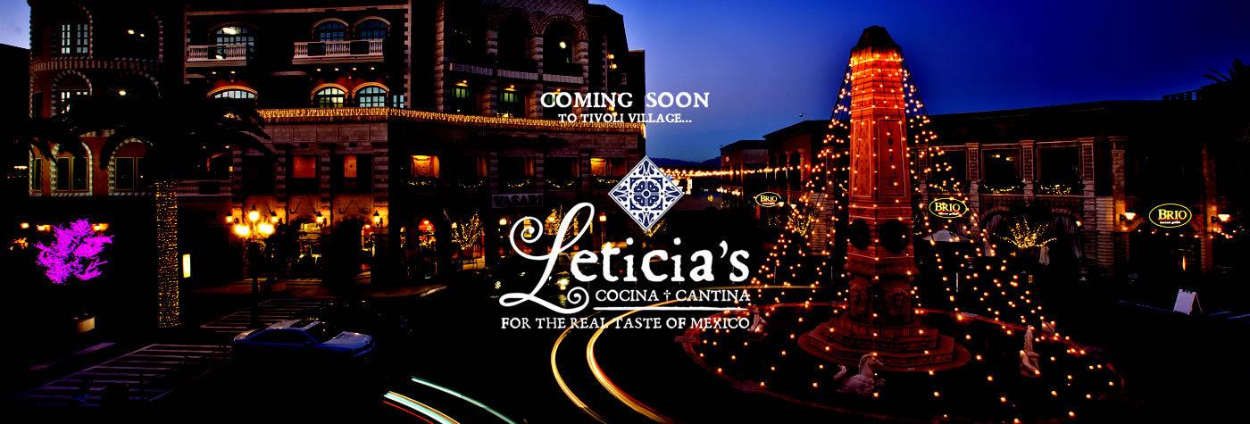 Leticia's Tivoli Village