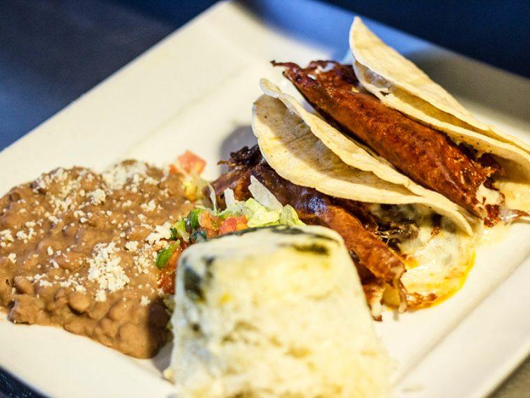 Award Winning Quesa Tacos