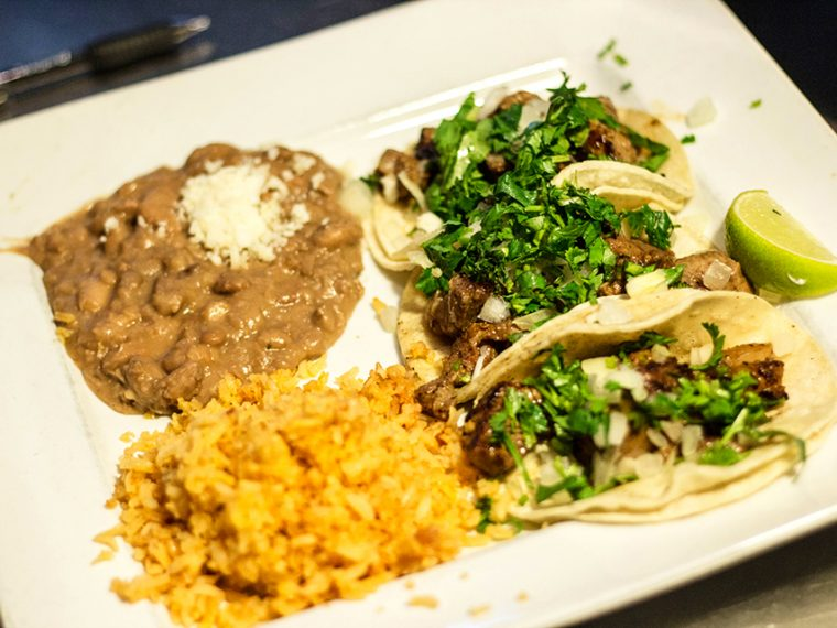 Taquizas (Mexican Street Tacos)