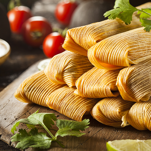 Leticia's Holiday Tamales